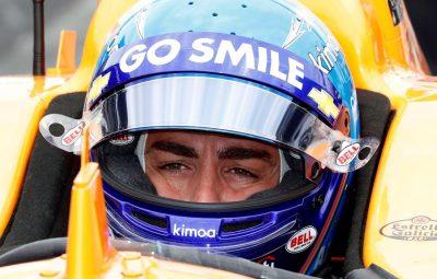 Fernando Alonso 400x255 - Alonso diz que está bem e ansioso para temporada de Fórmula 1