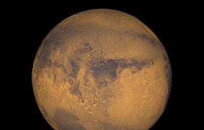 Marte 400x255 - Sonda dos Emirados Árabes Unidos chega à órbita de Marte