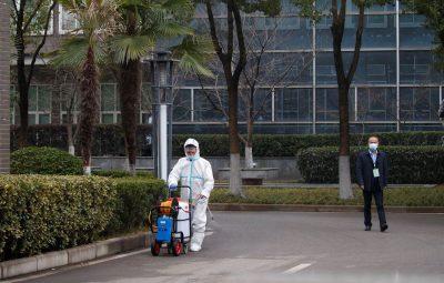 OMS 400x255 - OMS: especialistas começam a deixar a China sem resultados conclusivos
