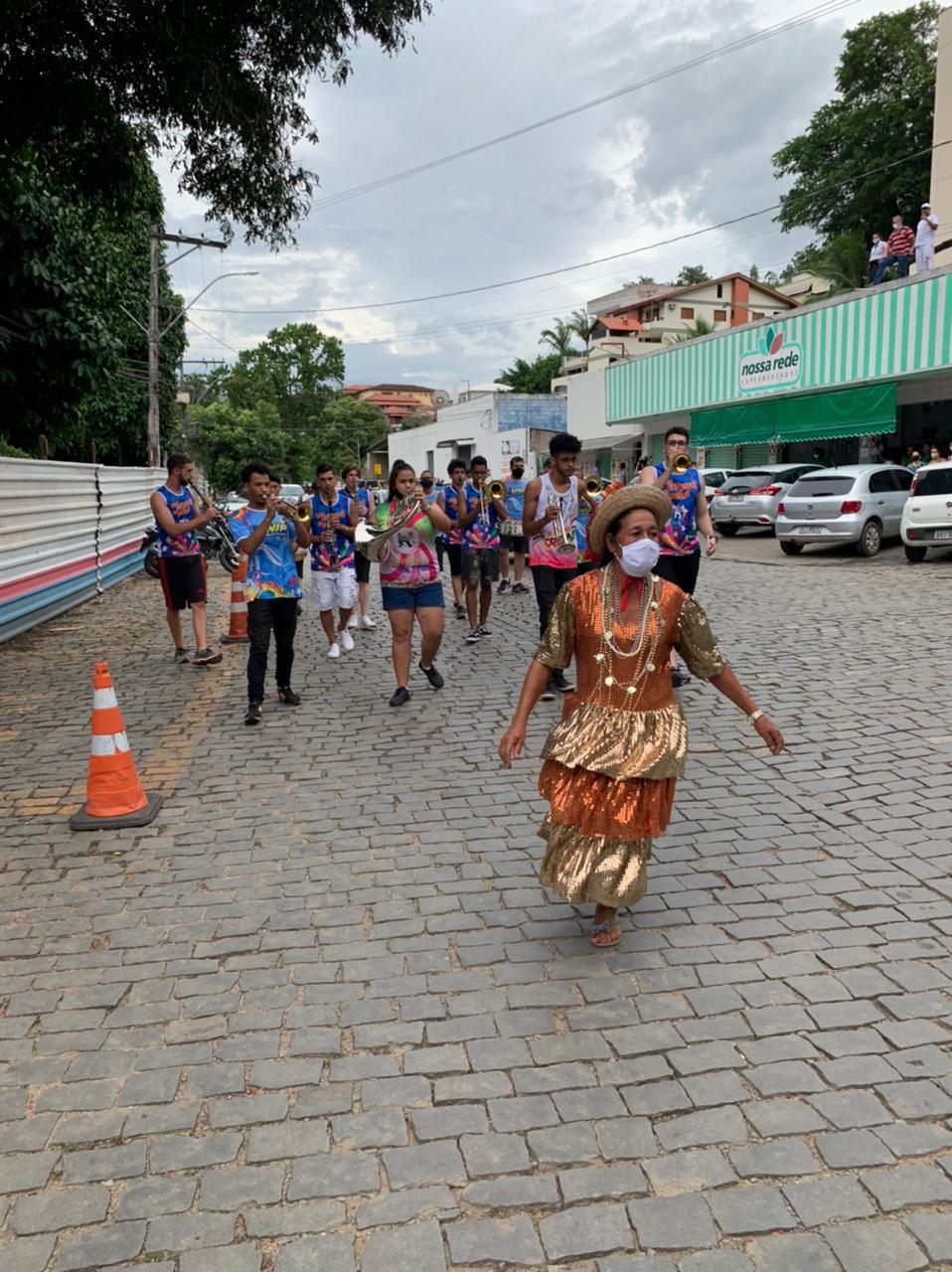 Sem festa: Em meio a pandemia Iconha relembra a magia do carnaval