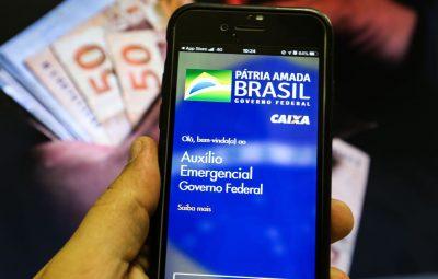 auxilio emergencial caixa 1510202277 400x255 - Caixa conclui hoje pagamento da quinta parcela do auxílio emergencial