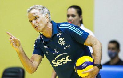 bernardinho 400x255 - Vôlei: cinco brasileiros podem entrar no Hall of Fame internacional
