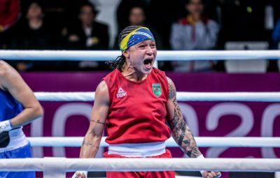 bia ferreira boxe 400x255 - Boxe: Bia Ferreira garante bronze ao avançar às semifinais na Bulgária