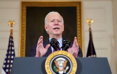 joe biden presidente eua 400x255 - EUA voltam oficialmente ao Acordo de Paris sobre o clima