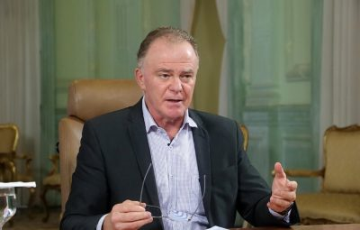 casagrande 400x255 - Governo do Estado anuncia novas medidas restritivas durante a quarentena