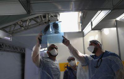 coronavirus brazil hospital 400x255 - Brasil tem maior número de mortes por covid-19 em um dia: 1.910 óbitos