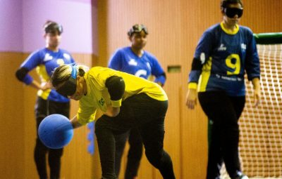 goalball selecao feminina 400x255 - Coluna - Goalball mira ouro inédito para consolidar dominância