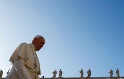 papa Francisco 400x255 - Papa Francisco inicia visita inédita ao Iraque