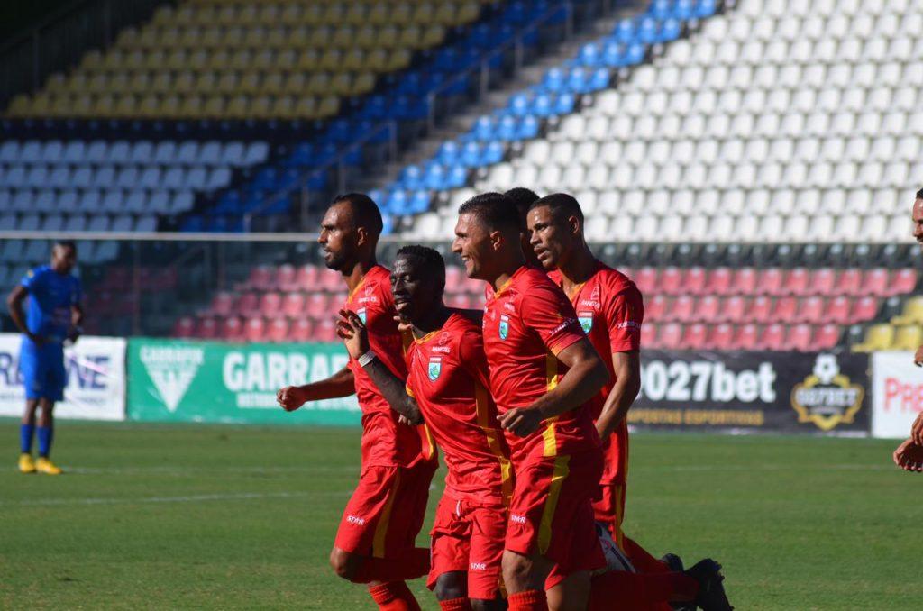 WhatsApp Image 2021 04 18 at 20.47.53 1024x678 - Camaronês Yaro Ibrahima brilha na vitória do VilaVelhense com gol e assistência
