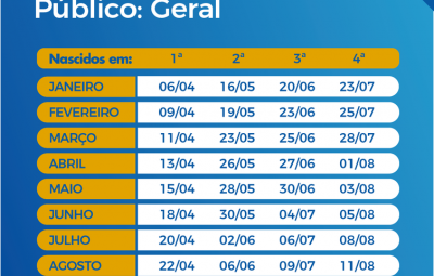 calendario auxilio parcelas consolidado geral 400x255 - Folha Iconha