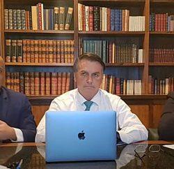 """Bolsonaro 1 250x242 - Ida para novo partido está """"bastante avançada"""", diz Bolsonaro"""