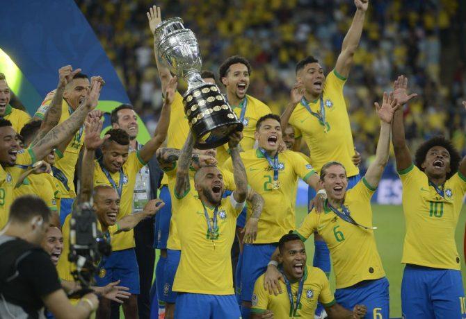 copa america 670x460 - Maioria do STF nega pedidos para suspender Copa América