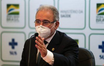 saude marcelo queiroga vacina mca abr 300420212859 400x255 - Ministro diz que 160 milhões serão vacinados até dezembro no Brasil