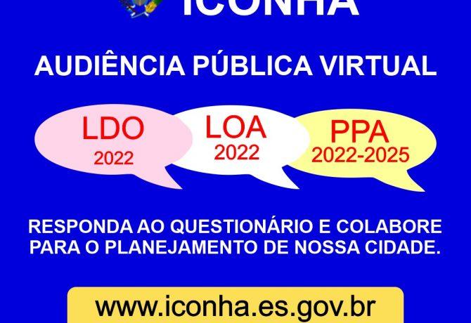 WhatsApp Image 2021 07 17 at 13.10.56 670x460 - Prefeitura começa a receber propostas e reivindicações da população para elaborar LDO, LOA 2022 e PPA 2022-2025