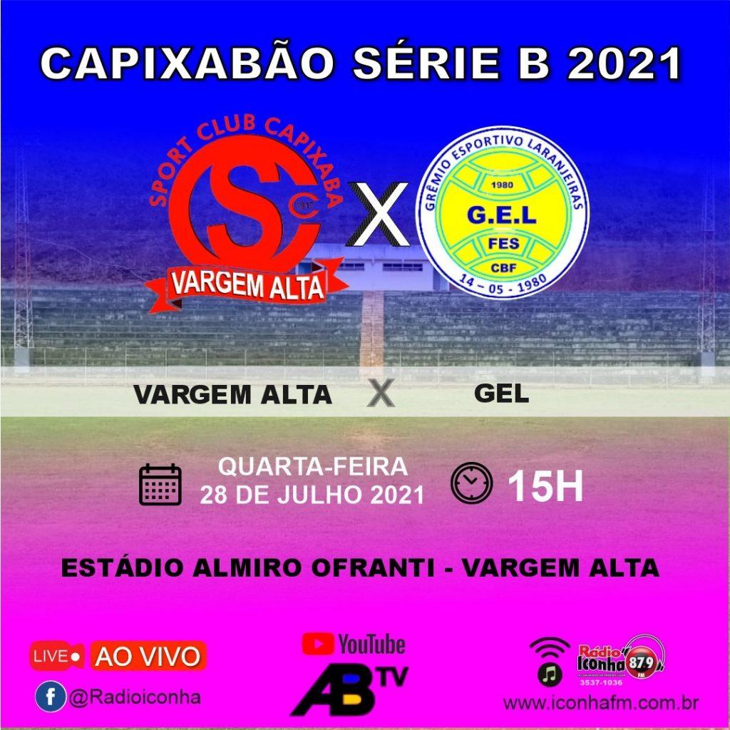 WhatsApp Image 2021 07 27 at 20.28.04 1024x1024 - Rádio é impedida de transmitir partida da serie B Capixaba
