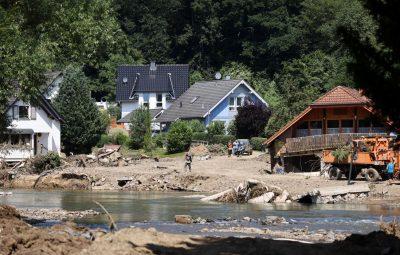 alemanha 400x255 - Alemanha cria financiamento para apoiar vítimas de enchentes