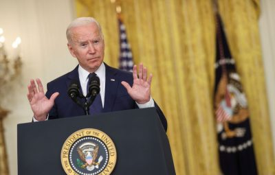 Biden 400x255 - Biden promete que EUA vão caçar autores de ataque em Cabul