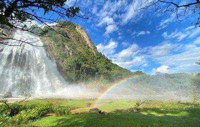 Cachoeira da Fumaca Arco Iris 03 Naldo Satler Turista 400x255 - Parque Estadual Cachoeira da Fumaça completa 37 anos de conservação