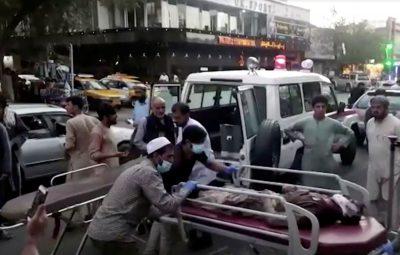 Estado Islamico reivindica autoria de ataque no aeroporto de Cabul 400x255 - Estado Islâmico reivindica autoria de ataque no aeroporto de Cabul