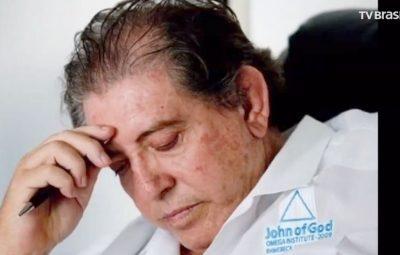 Joao de Deus e preso novamente 400x255 - João de Deus é preso novamente