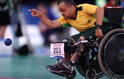 Paralimpiada Maciel Santos vai a semifinal da bocha 400x255 - Paralimpíada: Maciel Santos vai à semifinal da bocha