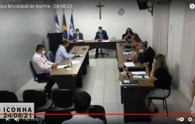 camara municipal 400x255 - Sessões da Câmara Municipal passam a ser transmitidas pela Rádio Iconha fm