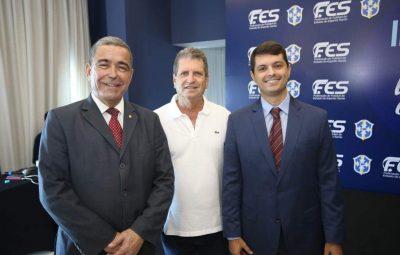 fes 400x255 - Com clubes Capixabas praticamente falidos FES pode comemorar aumento em seus próprios salários