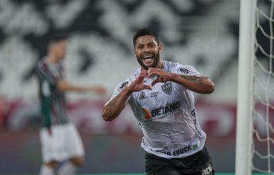 hulck 400x255 - Atlético-MG sai na frente do Fluminense na Copa do Brasil