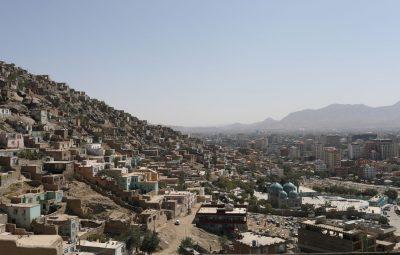 Afeganistao 400x255 - Talibã reivindica controle de área rebelde e promete novo governo