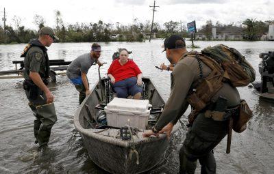 Ida 400x255 - Número de mortos pelo furacão Ida sobe para pelo menos 50