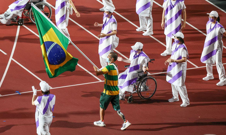 Jornada paralímpica do Brasil é histórica em qualquer recorte