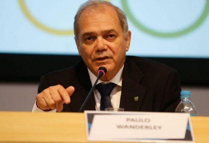 paulo wanderley 670x460 - Presidente do COB realiza palestra em Vitória