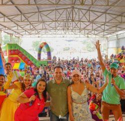 comemoracao do dia das criancas  250x242 - Muita alegria e diversão marcam a comemoração do dia das crianças pela prefeitura de Iconha