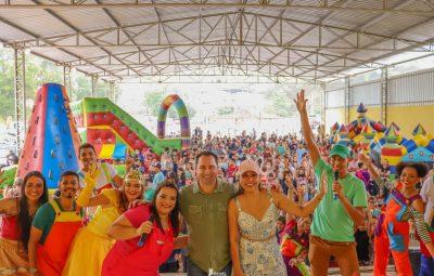 comemoracao do dia das criancas  400x255 - Folha Iconha