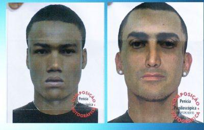 retrato falado estupro 02 01 2018 400x255 - Polícia divulga retratos falados de suspeitos de sequestro e estupro no ES