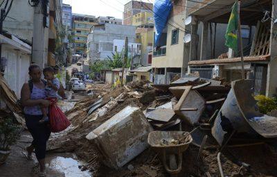 Muzema 2 400x255 - Polícia faz operação contra milícia na Muzema, no Rio