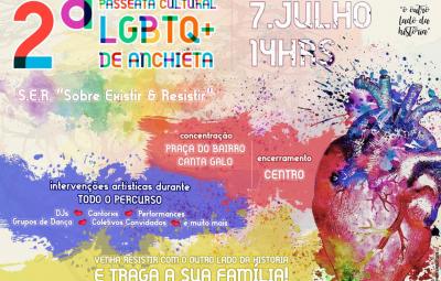 2ª Passeata Cultural LGBTQ 400x255 - Anchieta terá a 2ª Passeata Cultural LGBTQ+