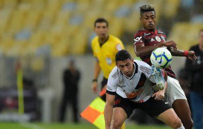 Flamengo x Vasco 400x255 - Flamengo e Vasco empatam em jogaço de 8 gols no Maracanã