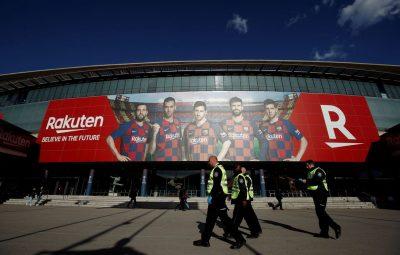 barcelona covid 400x255 - Barcelona marca exames de equipe principal para retomar treinos