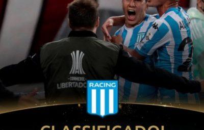 Libertadores 400x255 - Flamengo perde nos pênaltis para o Racing e se despede da Libertadores