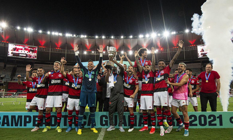 Flamengo é campeão da Taça Guanabara