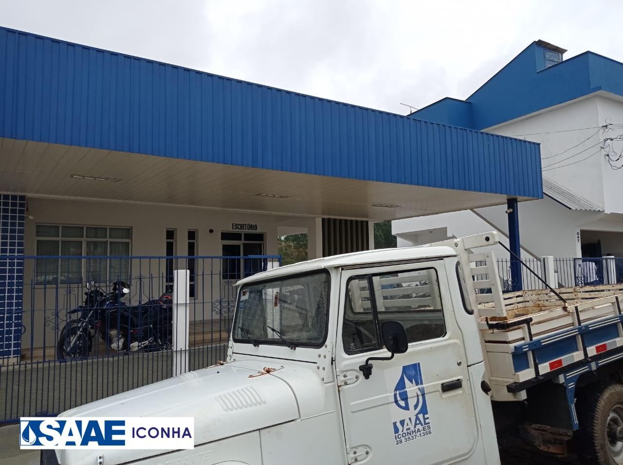 Em Iconha a qualidade da água distribuída pelo SAAE é 100% potável