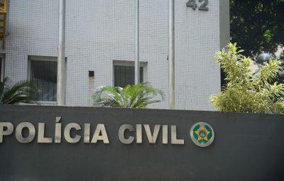 fachada da secretaria de estado da policia civil no centro do rio de janeiro1006219443 1 400x255 - Operação no Rio prende PM apontado como chefe de milícia na zona oeste
