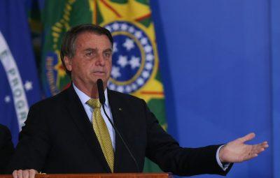 Bolsonaro 400x255 - Bolsonaro diz que Mercosul precisa se abrir