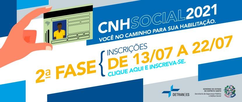 CNH Social 2021: inscrições abertas para 2.500 vagas