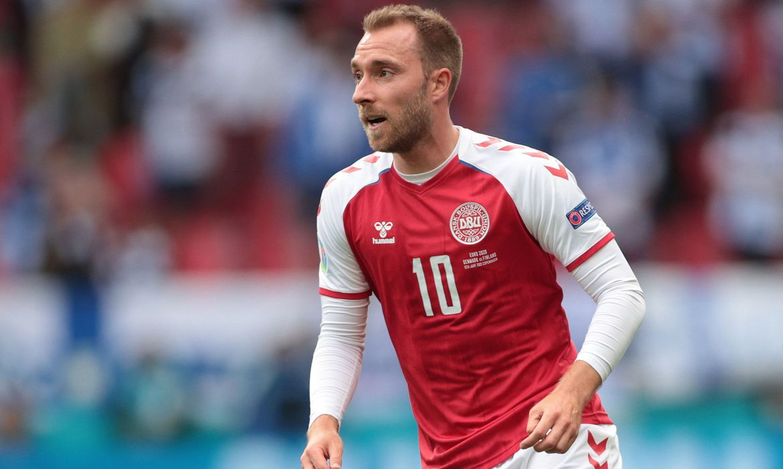 Uefa convida Eriksen e médicos que o salvaram para final da Eurocopa