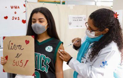 Covid 19 mais de 1 milhao de adolescentes ja foram vacinados 400x255 - Covid-19: mais de 1 milhão de adolescentes já foram vacinados