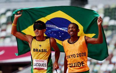 Yeltsin Jacques conquista 100o ouro do Brasil em Jogos Paralimpicos 400x255 - Yeltsin Jacques conquista 100º ouro do Brasil em Jogos Paralímpicos