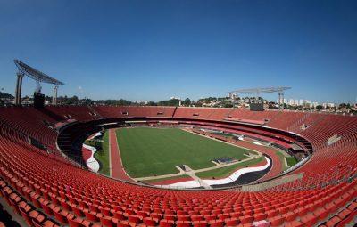estadio do morumbi sao paulo 400x255 - Estádios de São Paulo terão público a partir de novembro