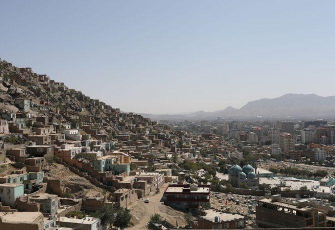 Afeganistao 670x460 - Talibã reivindica controle de área rebelde e promete novo governo